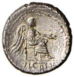 Porcia – M. Porcius Cato - Quinario (89 ...