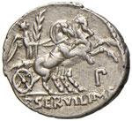 Servilia – P. Servilius M. f. Rullus - ...