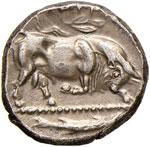 LUCANIA Thurium - Statere (fine IV sec. ...