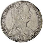 AUSTRIA Tallero 1780 ...