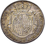 FRANCIA Luigi XV (1715-1774) Jeton des Etats ...
