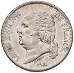 FRANCIA Luigi XVIII ...