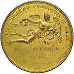 Savoia Carlo Alberto Medaglia 1854 Premio ...