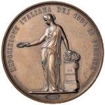 Medaglie dei Savoia - Medaglia 1861 ...
