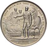 Savoia Umberto I Medaglia 1878 Giuramento ...