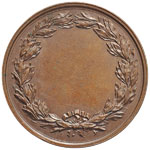 Umberto I (1878-1900) Medaglia premio - ...