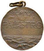 Savoia Vittorio Emanuele III Medaglia 1921 ...