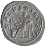 Massimino (235-238) Denario - Busto laureato ...
