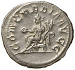 Otacilia Severa (moglie di Filippo I) ...