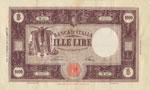 Banca d'Italia 1.000 ...