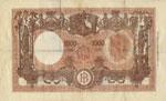 Banca d'Italia 1.000 Lire 08/1/1946 W447 ...