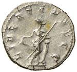 Treboniano Gallo (218-222) Antoniniano - ...