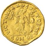 Anastasio (491-518) Tremisse - Busto ...