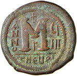 Giustino II (565-578) Follis (Antiochia) Gli ...