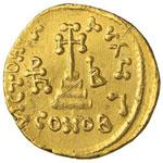 Eraclio (610-641) Solido - Gli imperatori ...