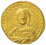 Costantino VII (913-959) Solido - Busto di ...