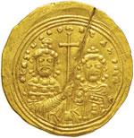 Basilio II (976-1025) Histamenon nomisma - ...