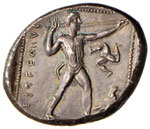 PAMFILIA Aspendos  Statere (400-370 a.C.) - ...
