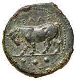 SICILIA Gela Trias (prima del 405 a.C.) ...