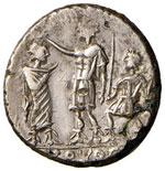Porcia - P. Laeca - Denario (110-109 a.C.) ...