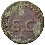 Augusto (27 a.C.-14 d.C.) Sesterzio ...
