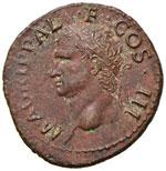 Agrippa - Asse - Testa a ...