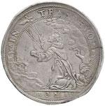 Sisto V (1585-1590) Piastra 1588 A. IIII - ...