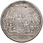 Innocenzo XII (1691-1700) Piastra 1699 A. ...