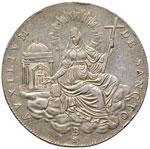 Sede Vacante (1829) Bologna Scudo 1829 - ...