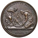 Clemente X (1670-1676) Medaglia 1671 A. I, ...