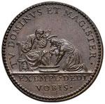 Clemente XI (1700-1721) Medaglia A. XII, ...