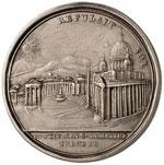 Pio VII (1800-1823) Medaglia Refulsit sol - ...