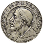 Medaglia San Francesco ...