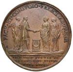 Carlo Emanuele III (1730-1773) Medaglia 1750 ...