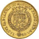 Vittorio Emanuele I (1814-1821) 20 Lire 1820 ...