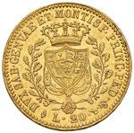 Carlo Felice (1821-1831) 20 Lire 1823 T - ...