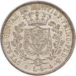 Carlo Felice (1821-1831) 5 Lire 1830 G - ...