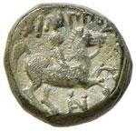 MACEDONIA Filippo II (359-336 a.C.) AE Testa ...