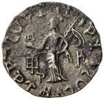 BACTRIA Tetradracma (58-12 a.C.) Cavaliere a ...