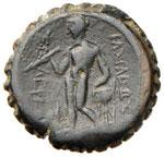 SIRIA Seleuco IV (187-175 a.C.) AE - Testa ...