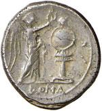Anonime - Vittoriato (dopo il 211 a.C.) ...