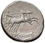 Claudia – Ti. Claudius - Denario (79 a.C.) ...