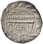 MACEDONIA Dominazione romana (167-149 a.C.) ...