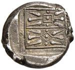 EPIRO Corcira - Statere (450-400 a.C.) Mucca ...