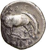 TESSAGLIA Larissa - Dramma (350-325 a.C.) ...