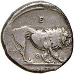 LUCANIA Velia Didramma (IV-III secolo a.C.) ...