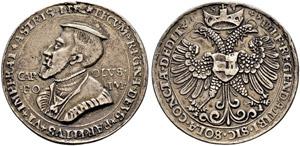 RDR / ÖSTERREICH - Karl V. 1519-1556 - ...