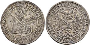 RDR / ÖSTERREICH - Maximilian II. 1564-1576 ...