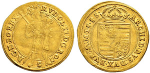 RDR / ÖSTERREICH - Rudolf II. 1576-1612 - ...