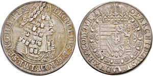 RDR / ÖSTERREICH - Leopold I. 1657-1705 - ...